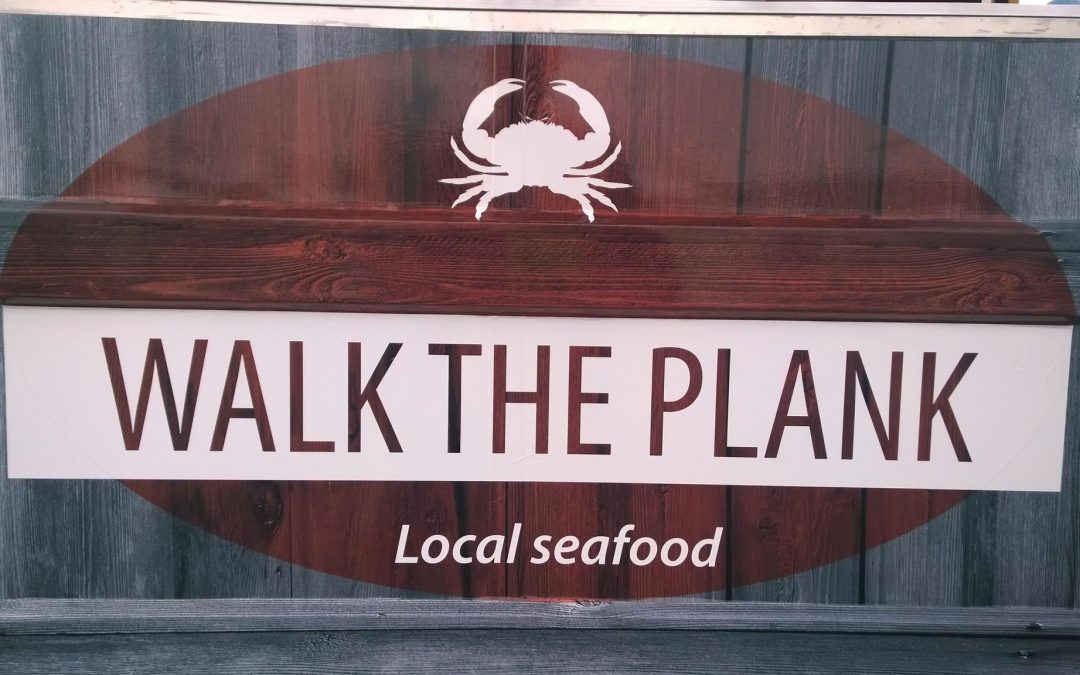 Walk the plank – Local Seafood