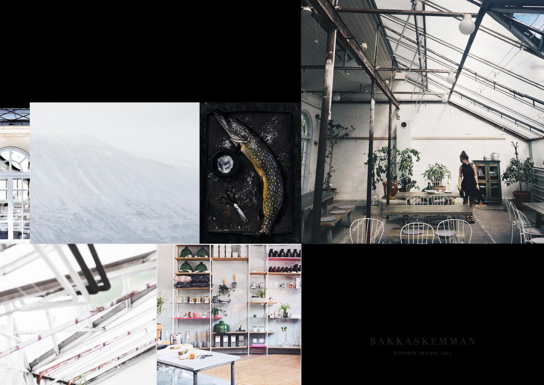 Bakkaskemman – Seafood Hall