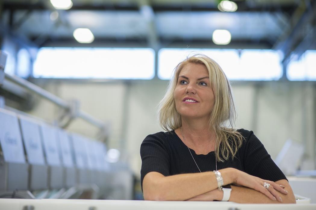 Berta Daníelsdóttir nýr framkvæmdastjóri Íslenska sjávarklasans