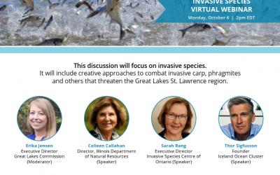 GSGP Leadership Summit Panel Webinar on Invasive Species